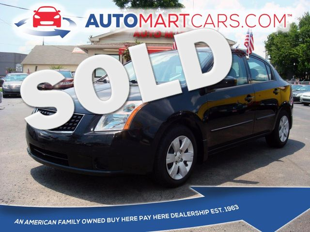 2008 Nissan Sentra 2.0 | Nashville, Tennessee | Auto Mart Used Cars Inc. in Nashville Tennessee