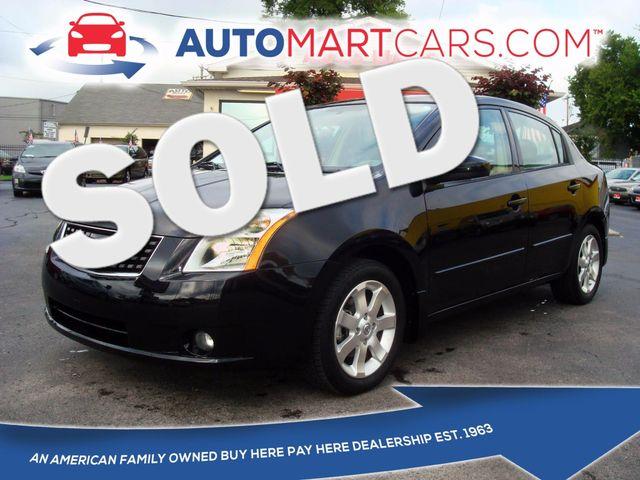2008 Nissan Sentra 2.0 SL | Nashville, Tennessee | Auto Mart Used Cars Inc. in Nashville Tennessee