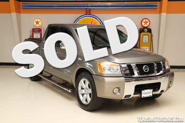 2008 Nissan Titan LE Financing is available with rates as low as 29 wac Get pre-approved in n