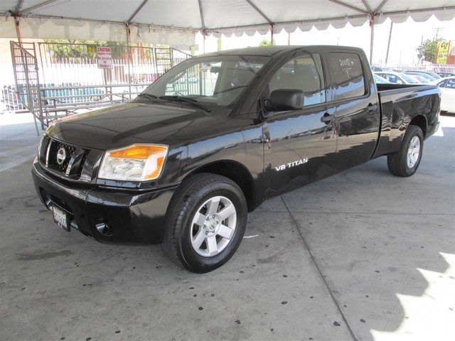 2008 Nissan Titan XE This particular Vehicles true mileage is unknown TMU Please call or e-mai