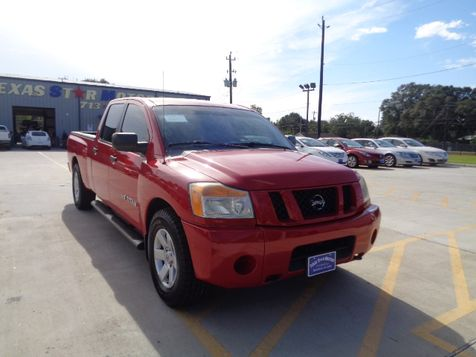 2008 Nissan Titan XE in Houston