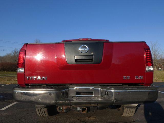 2008 Nissan Titan SE Leesburg, Virginia 6
