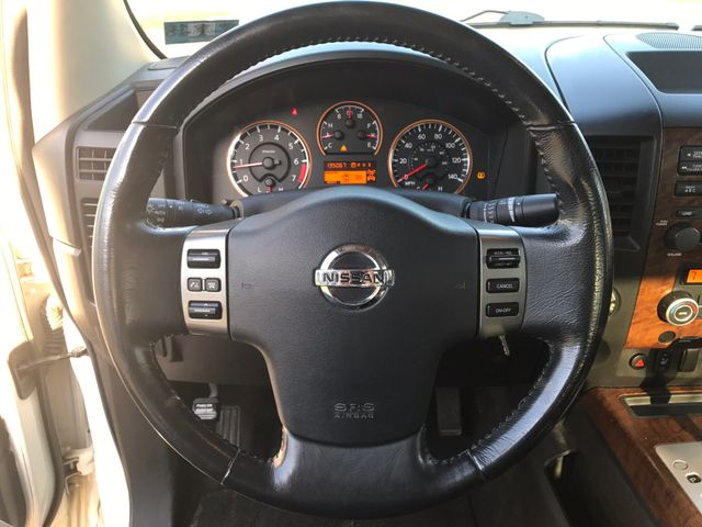 2008 Nissan Titan LE Leesburg, Virginia 19
