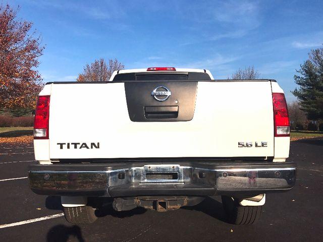 2008 Nissan Titan LE Leesburg, Virginia 7