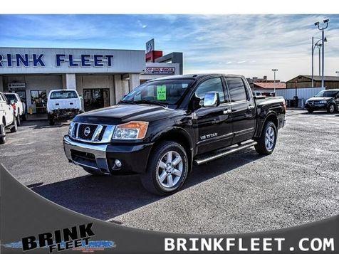 2008 Nissan Titan LE | Lubbock, TX | Brink Fleet in Lubbock, TX