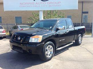 2008 Nissan Titan XE LOCATED AT I40 & MCARTHUR 405-917-7433 in Oklahoma City OK