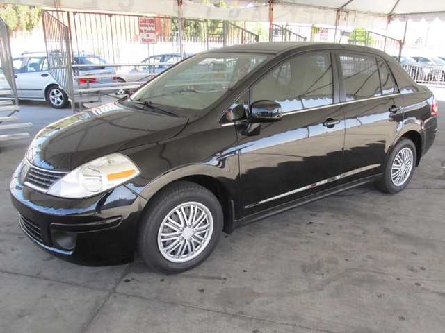 2008 Nissan Versa 18 S This particular vehicle has a SALVAGE title Please call or email to check
