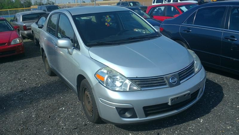 2008 Nissan Versa 1.8 S in Harwood, MD