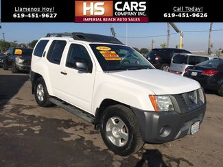 2008 Nissan Xterra S Imperial Beach, California