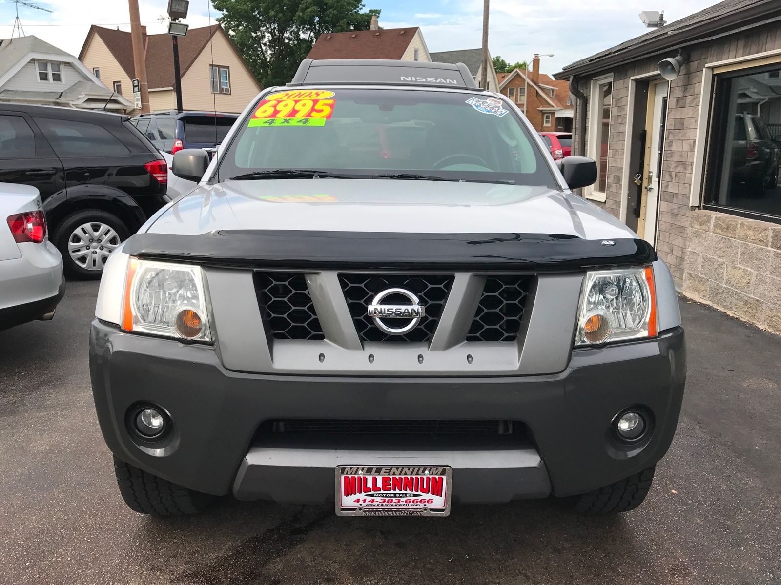 2008 Nissan Xterra Se City Wisconsin Millennium Motor Sales