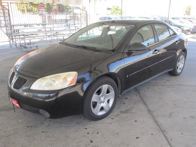 2008 Pontiac G6 Please call or e-mail to check availability All of our vehicles are available f