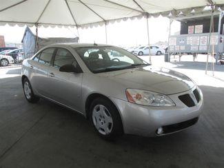 2008 Pontiac G6 1SV Value Leader Gardena, California 3