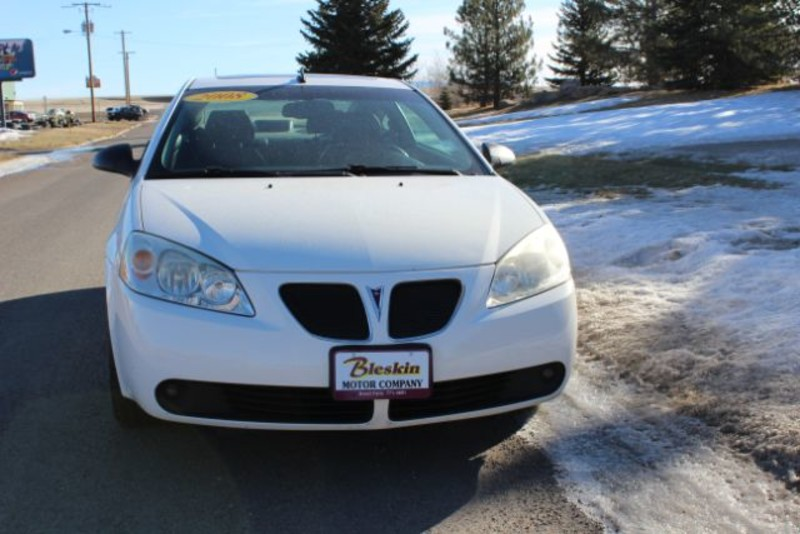 2008 Pontiac G6 GT  city MT  Bleskin Motor Company   in Great Falls, MT