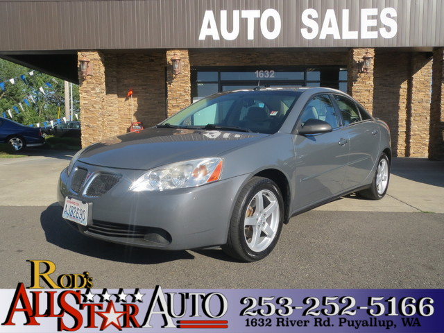 2008 Pontiac G6 The CARFAX Buy Back Guarantee that comes with this vehicle means that you can buy