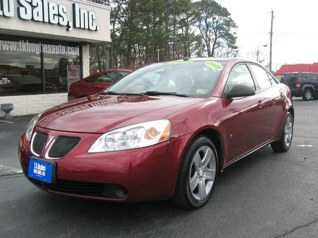 2008 Pontiac G6 SE Richmond, Virginia 1