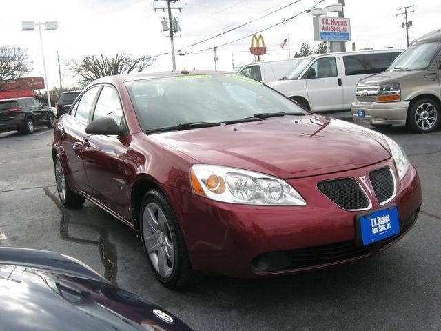 2008 Pontiac G6 SE Richmond, Virginia 3