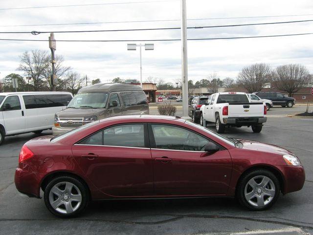 2008 Pontiac G6 SE Richmond, Virginia 4