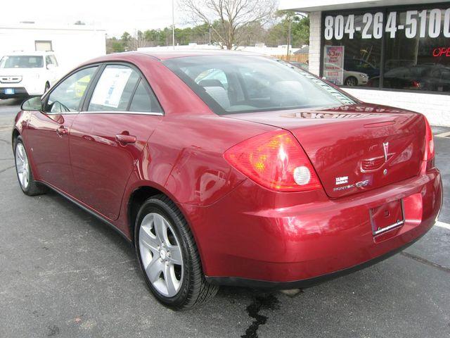 2008 Pontiac G6 SE Richmond, Virginia 7