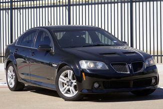 2008 Pontiac G8* Sunroof* Leather* EZ Finance**   Plano, TX   Carrick's Autos in Plano TX