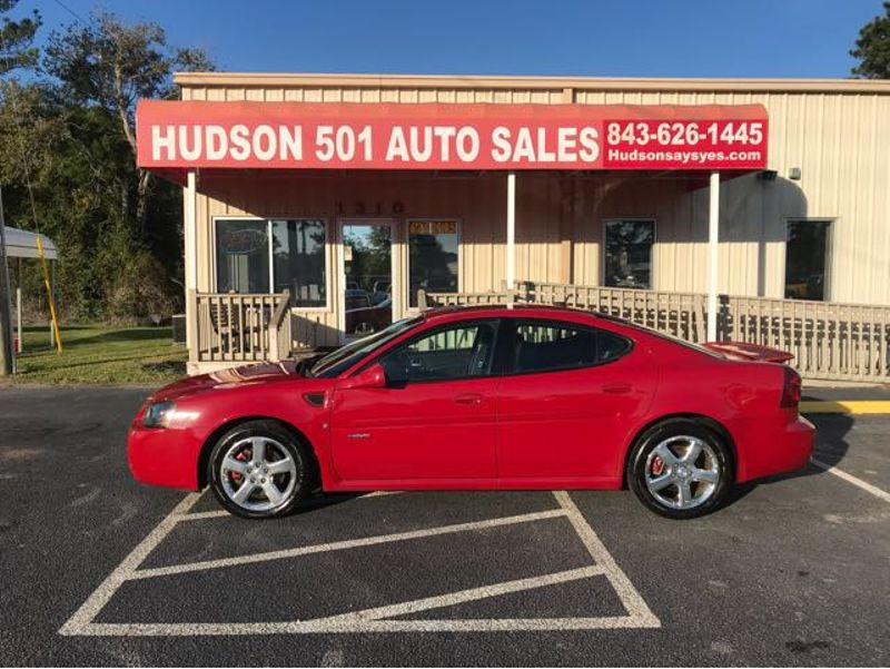 2008 Pontiac Grand Prix GXP | Myrtle Beach, South Carolina | Hudson Auto Sales in Myrtle Beach South Carolina