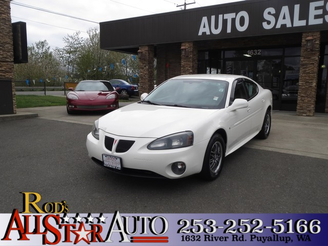 2008 Pontiac Grand Prix The CARFAX Buy Back Guarantee that comes with this vehicle means that you