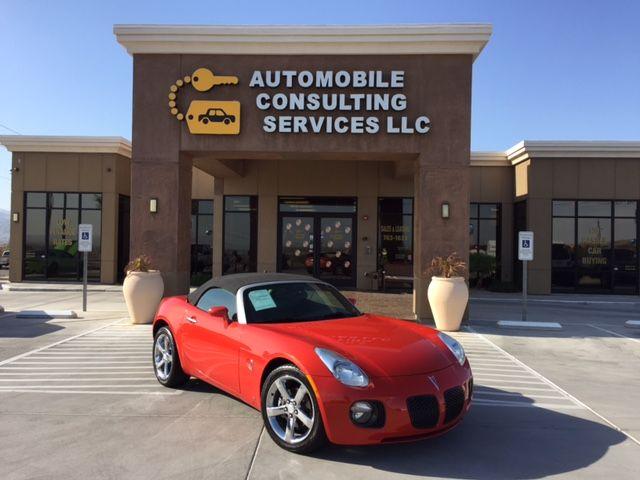 2008 Pontiac Solstice GXP Bullhead City, Arizona 36