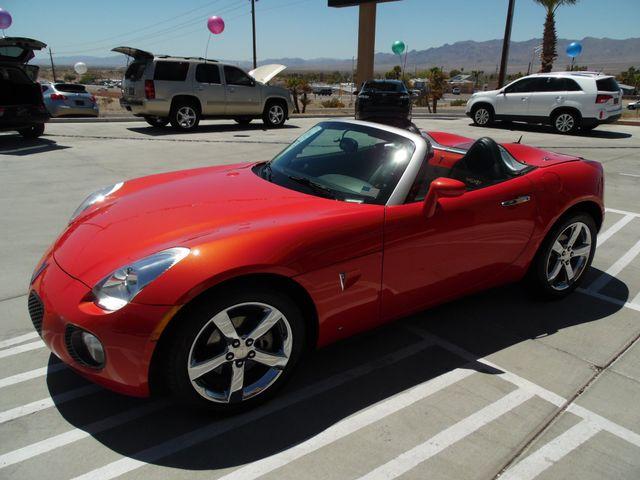 2008 Pontiac Solstice GXP Bullhead City, Arizona 21