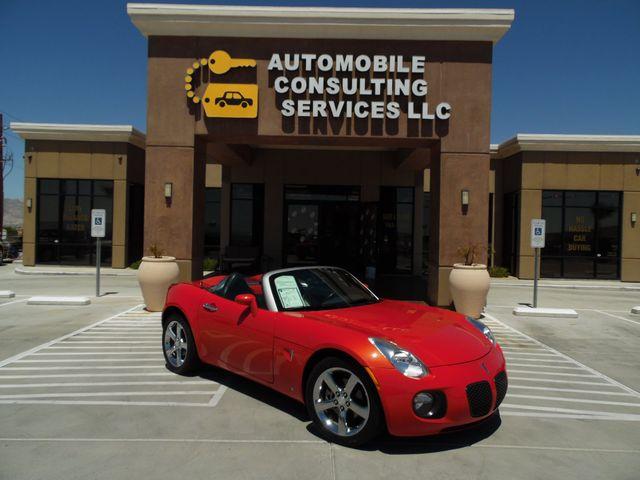 2008 Pontiac Solstice GXP Bullhead City, Arizona 0
