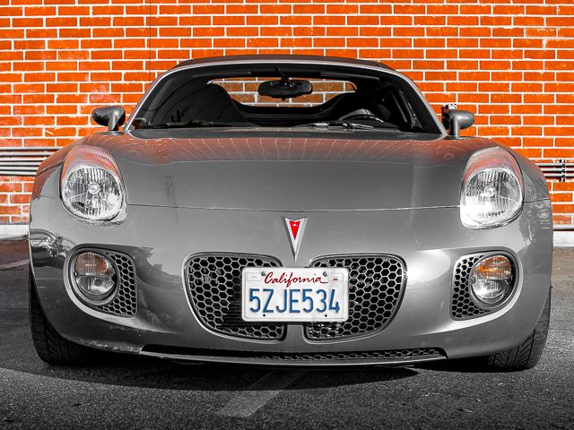 2008 Pontiac Solstice GXP Burbank, CA 2