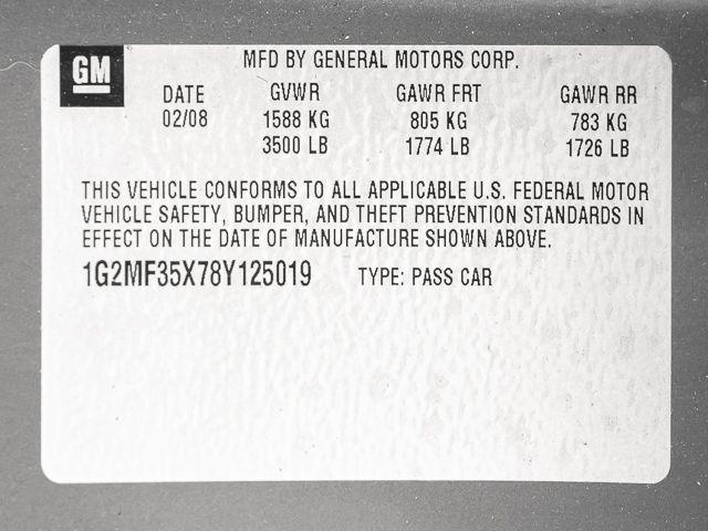 2008 Pontiac Solstice GXP Burbank, CA 20