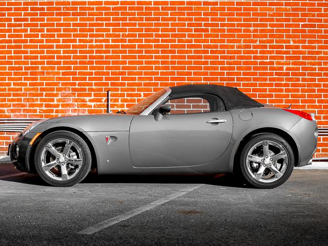 2008 Pontiac Solstice GXP Burbank, CA 5