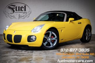 2008 Pontiac Solstice GXP in Rare Mean Yellow in Dallas TX