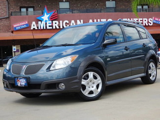 2008 Pontiac Vibe  | Houston, TX | American Auto Centers in Houston TX