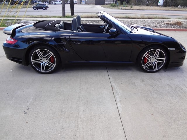 2008 Porsche 911 Turbo Austin , Texas 11