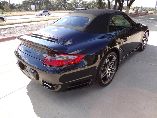 2008 Porsche 911 Turbo Austin , Texas 10