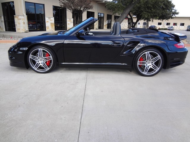 2008 Porsche 911 Turbo Austin , Texas 4