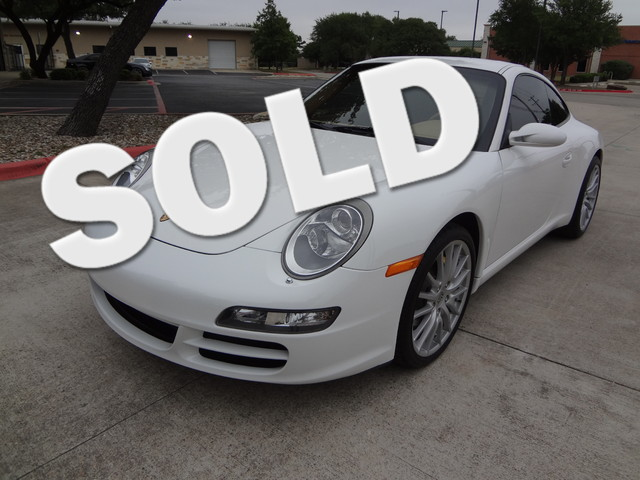 2008 Porsche 911 Carrera Austin , Texas 0