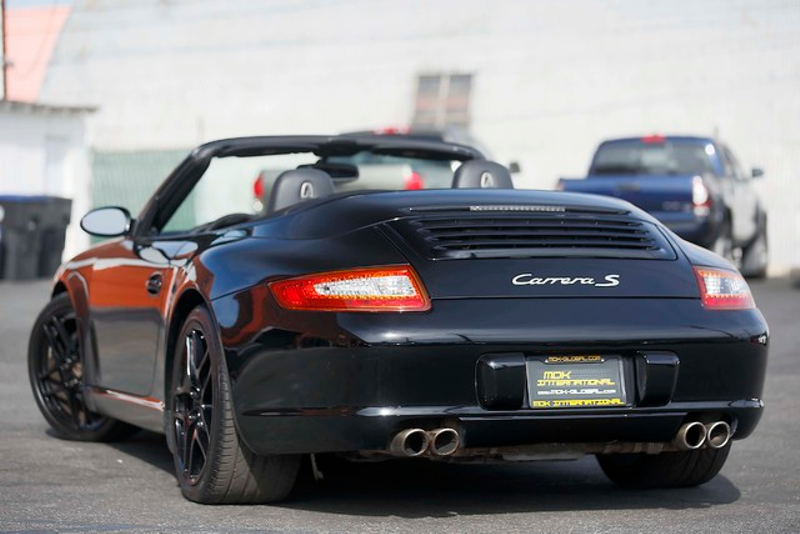2008 Porsche 911 Carrera S - manual - upgraded wheels  city California  MDK International  in Los Angeles, California
