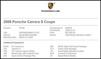 2008 Porsche 911 in Carrollton TX