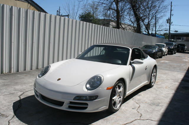 2008 Porsche 911 Cab Carrera S Houston, Texas 0