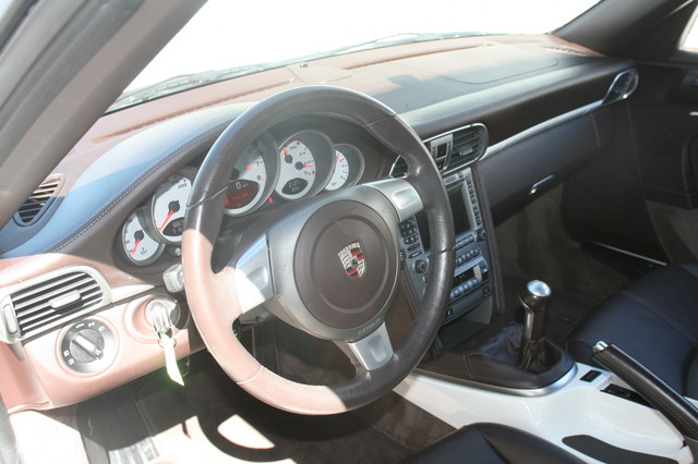 2008 Porsche 911 Cab Carrera S Houston, Texas 13