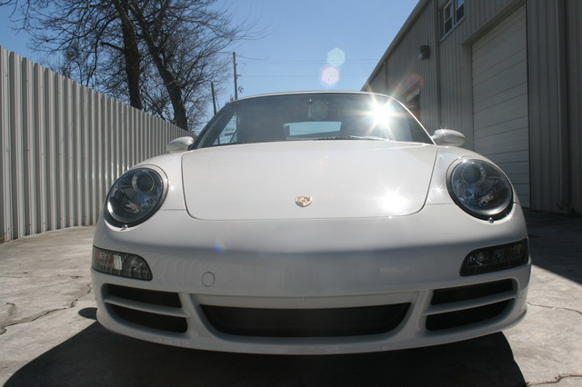 2008 Porsche 911 Cab Carrera S Houston, Texas 2