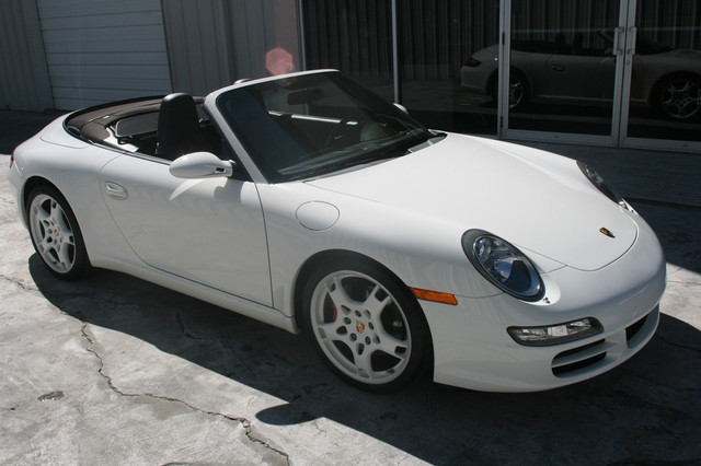 2008 Porsche 911 Cab Carrera S Houston, Texas 30