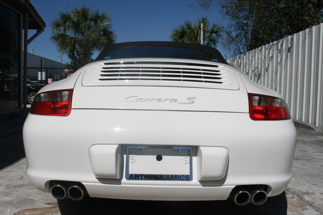 2008 Porsche 911 Cab Carrera S Houston, Texas 5
