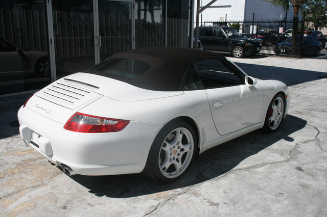 2008 Porsche 911 Cab Carrera S Houston, Texas 8