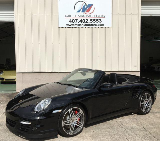 2008 Porsche 911 Turbo Longwood, FL 33