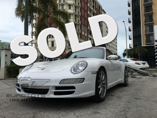 2008 Porsche 911 Carrera 4S 2008 Porsche Carrera 4S Coupe Division PCNA Commission  647839 Prod