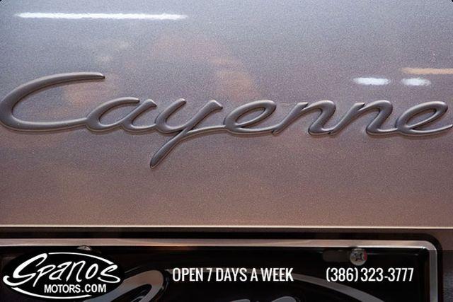 2008 Porsche Cayenne Daytona Beach, FL 40