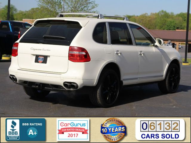 2008 Porsche Cayenne Turbo AWD - NAV - SUNROOF - NEW TIRES! Mooresville , NC 2