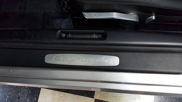 2008 Porsche Cayman S Design Edition Arlington, Texas 20